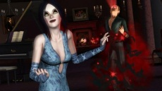 Vampires in The Sims 3 Late Night