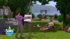 The Sims 3 Outdoor Living Stuff screenshot