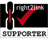 Right2Link Supporter