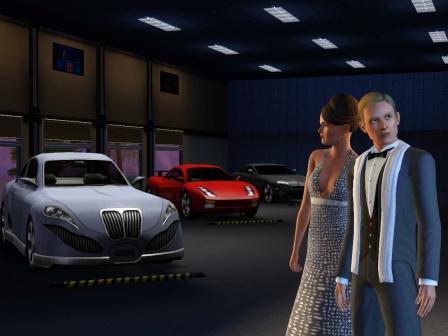 The Sims 3 Fast Lane Stuff screenshot 1