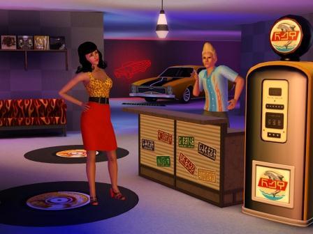 The Sims 3 Fast Lane Stuff screenshot